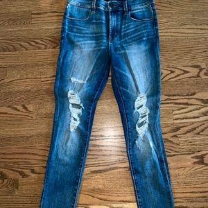 LIKE NEW JBRAND Skinny Jeans